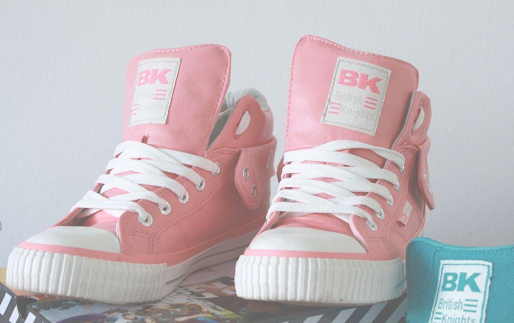 BKsneakers pink