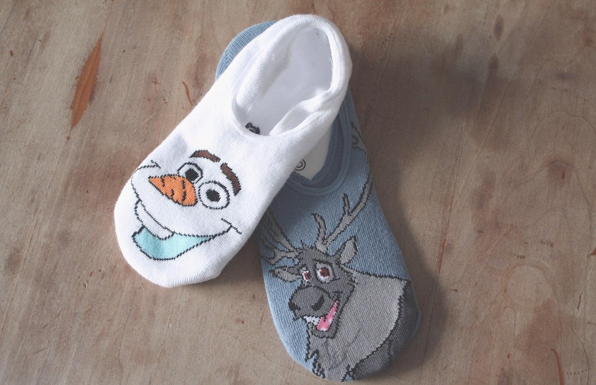 frozen sokken