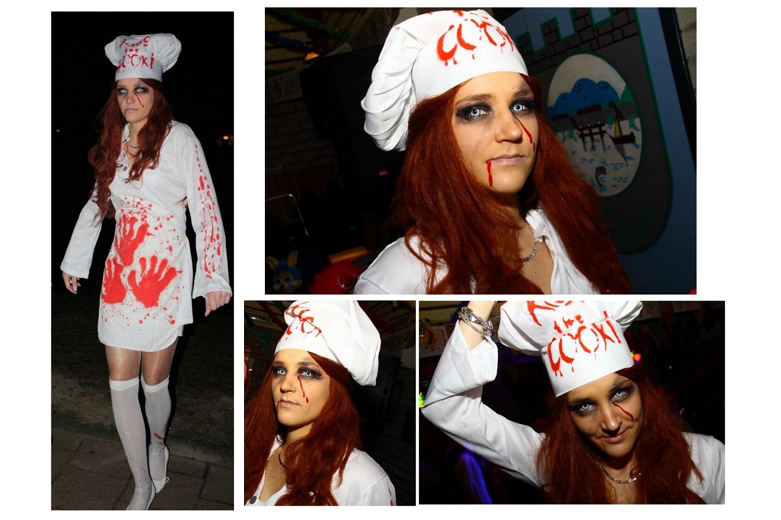 Halloween Kleding Maken.Eenvoudig Halloween Kostuum Maken Kjr23 Agneswamu
