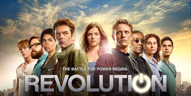 revolution netflix