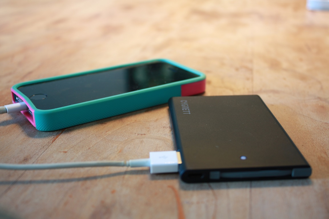 Cygnett Pocket Powerbank