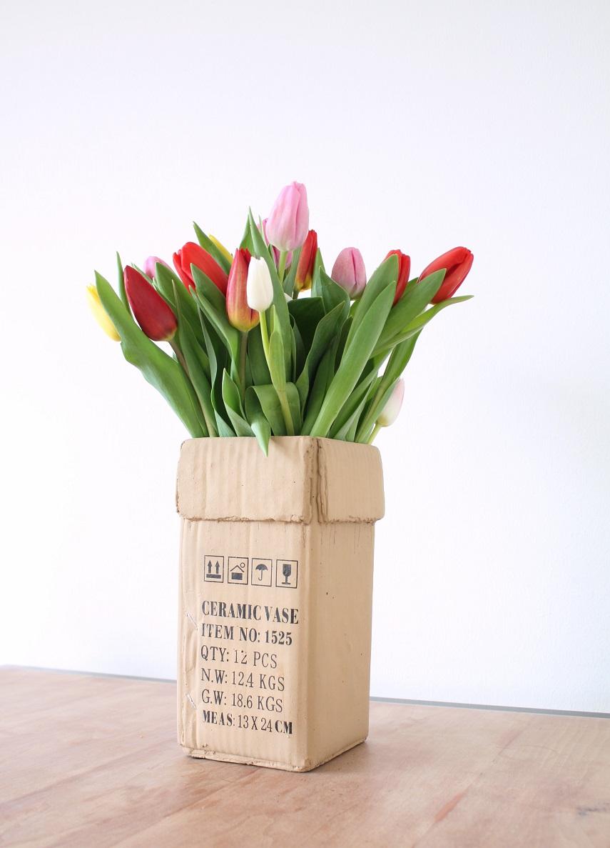 Invotis Export bloemenvaas