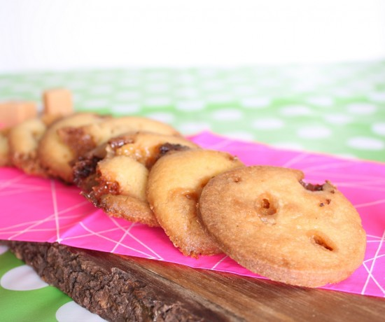 fudge koekjes