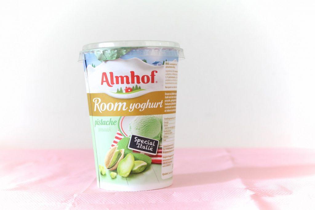 Almhof yoghurt