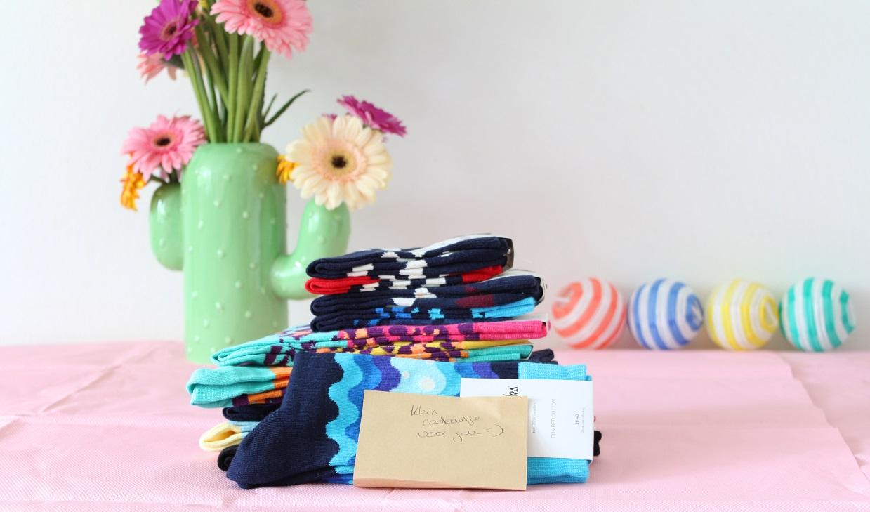Happy socks cadeau