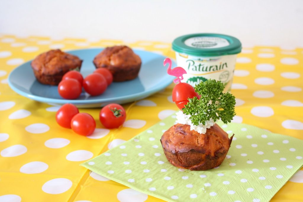 Recept Cup a soup muffins