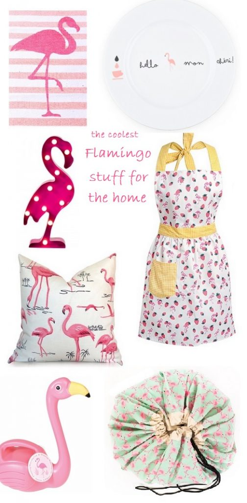 flamingo decoratie in huis
