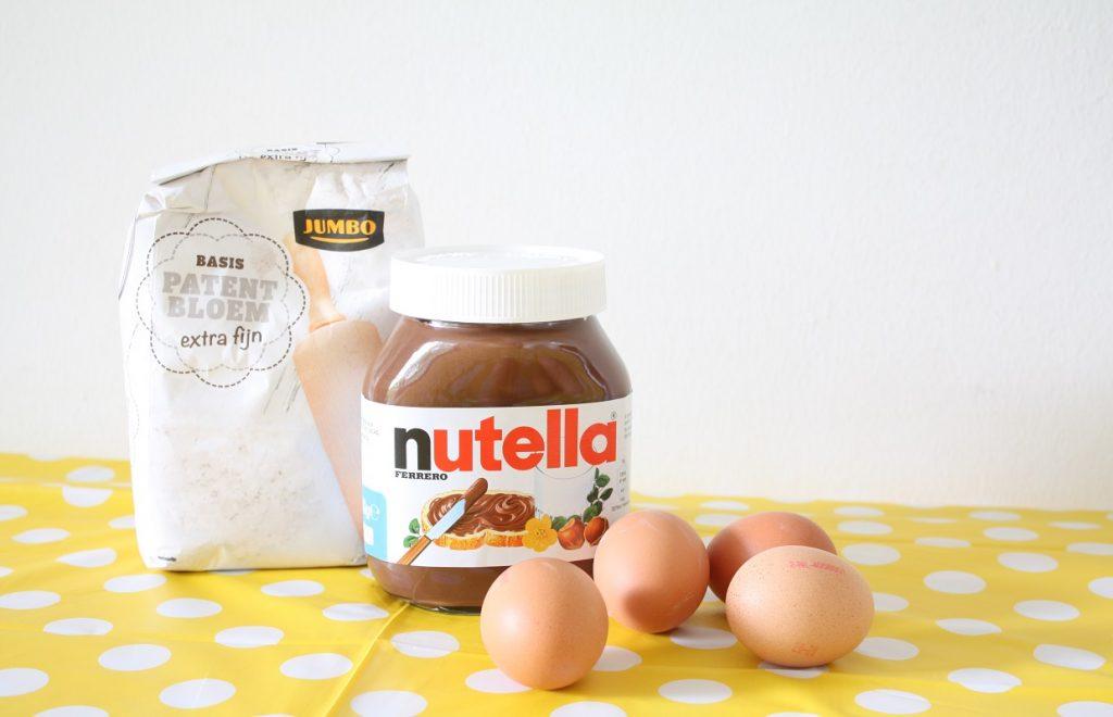 simpele brownie