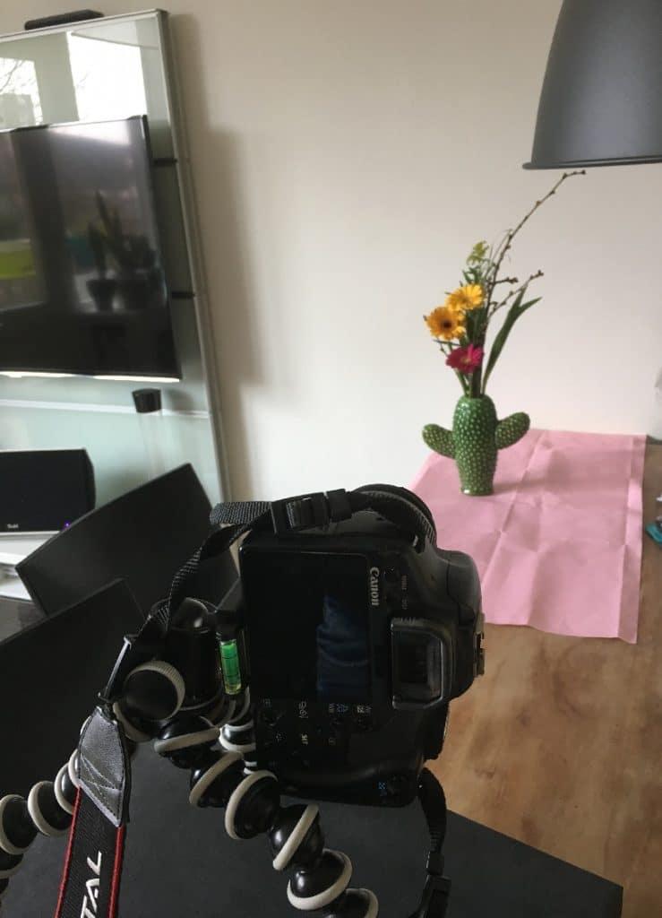 blog foto maken