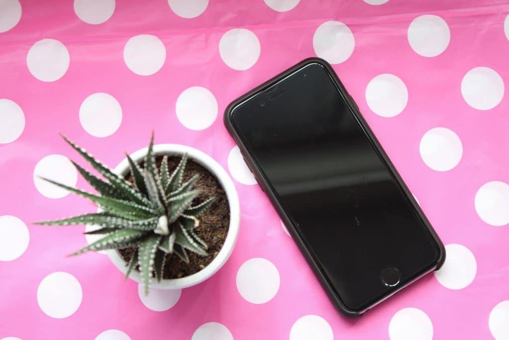 mijn iphone
