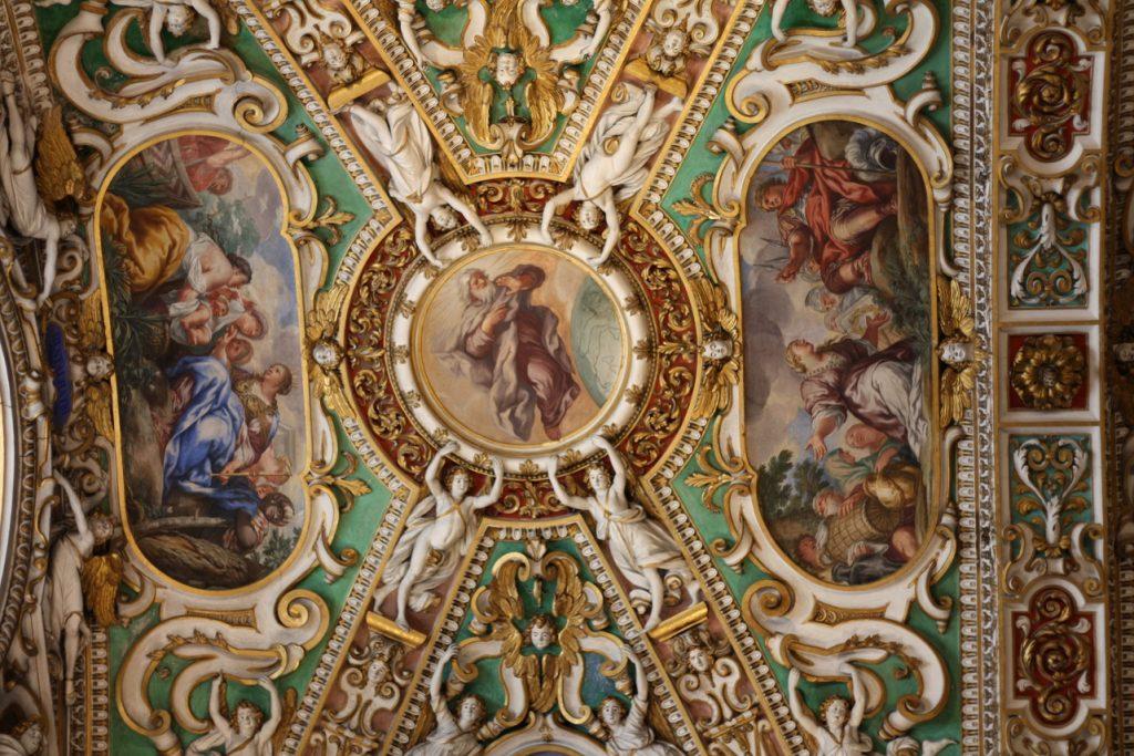 plafond kerk