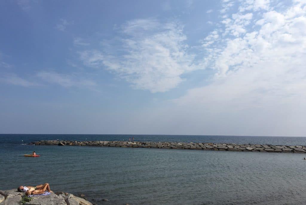 strand Cervo
