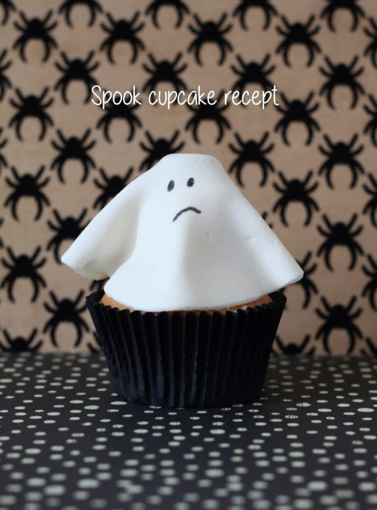 spook cupcake recept