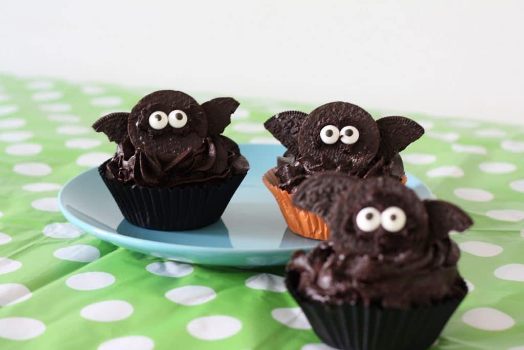 vleermuis muffins