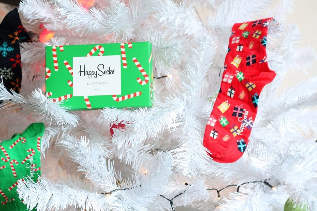 Happy Socks Christmas gift