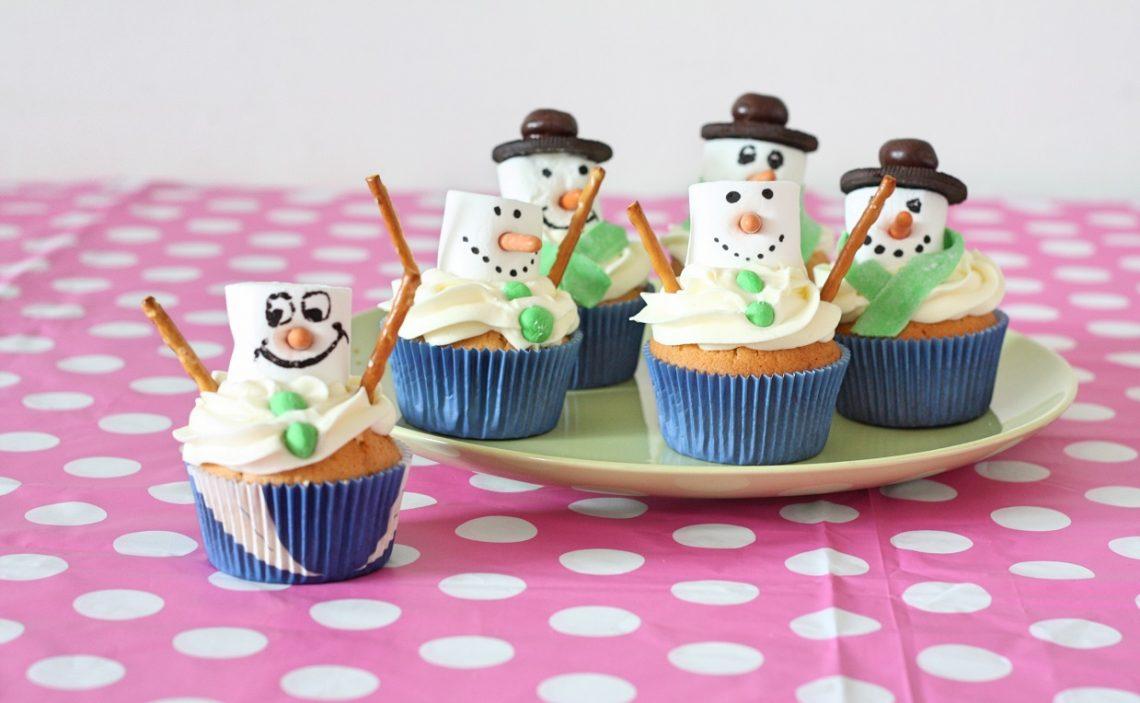 sneeuwpop cupcakes