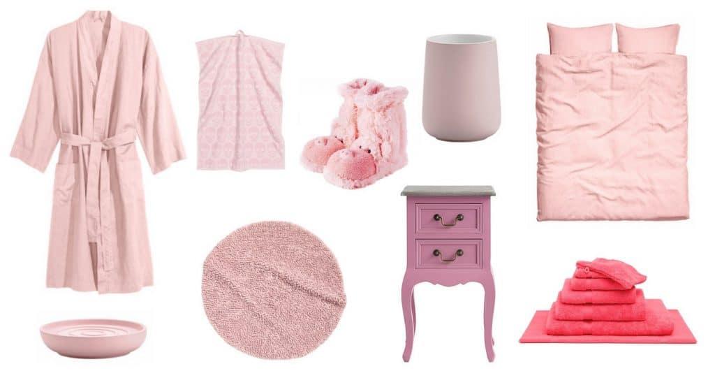 Roze Accessoires Woonkamer : Roze accessoires voor in huis zosammieenzo