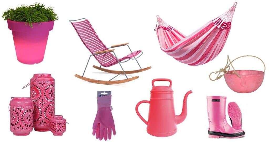 Roze accessoires voor in huis zosammieenzo for Oud roze accessoires huis