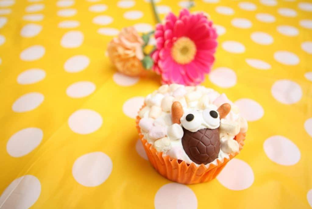 Schaap cupcakes