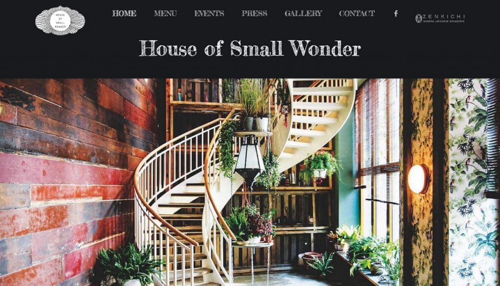 house of small wonder
