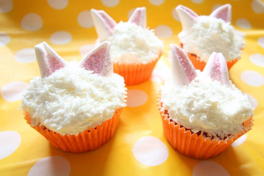 cupcake konijnen