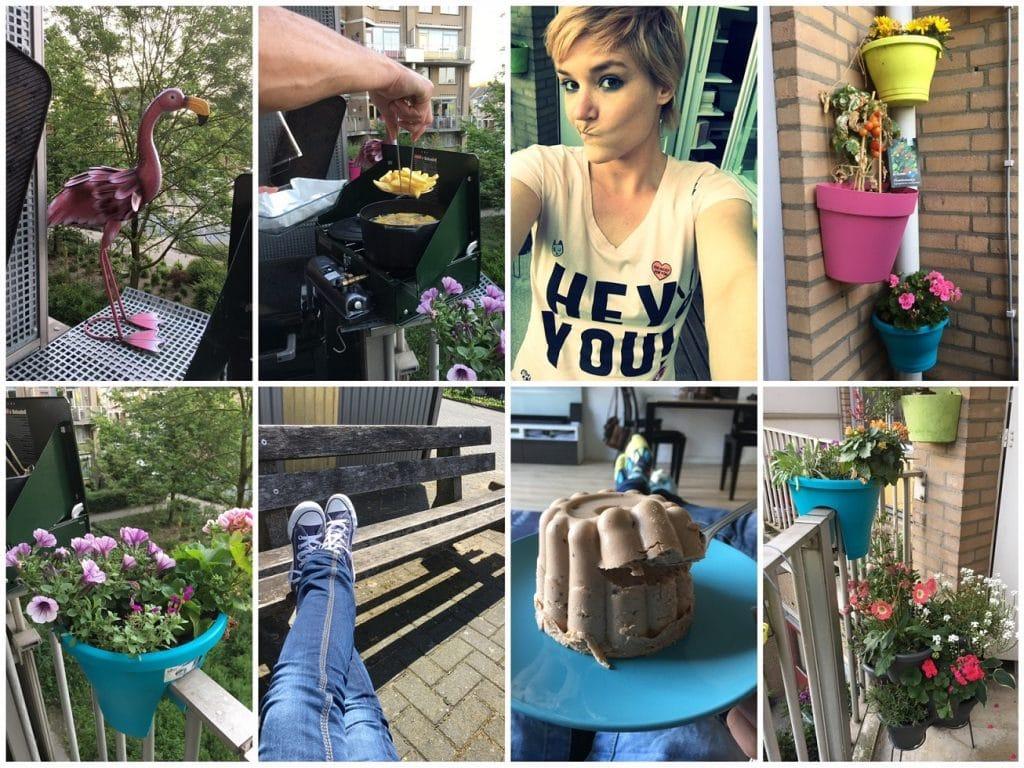 collage mei weekend