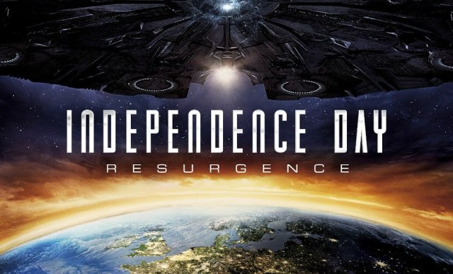 Independence day resurgence.