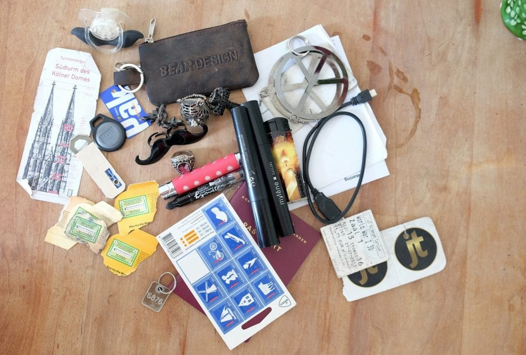 what´s in my bag