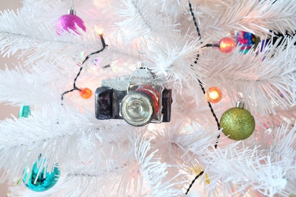 camera kerstboom