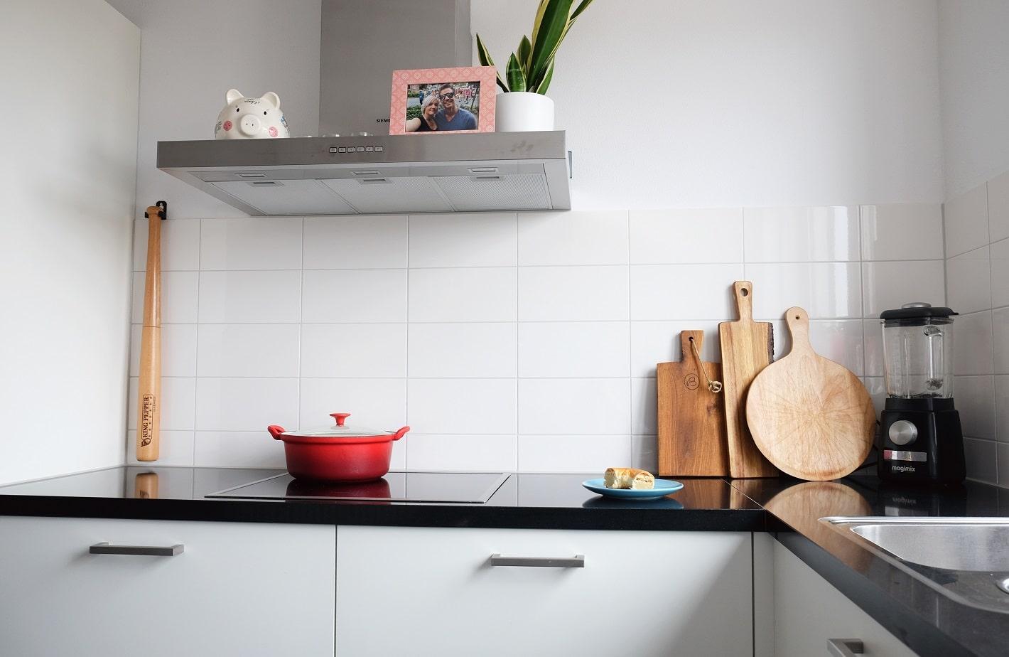 Nieuwe keuken en nieuwe lampen zosammieenzo - Nieuwe keuken ...