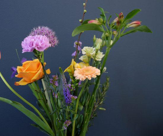 bloemen aan huis