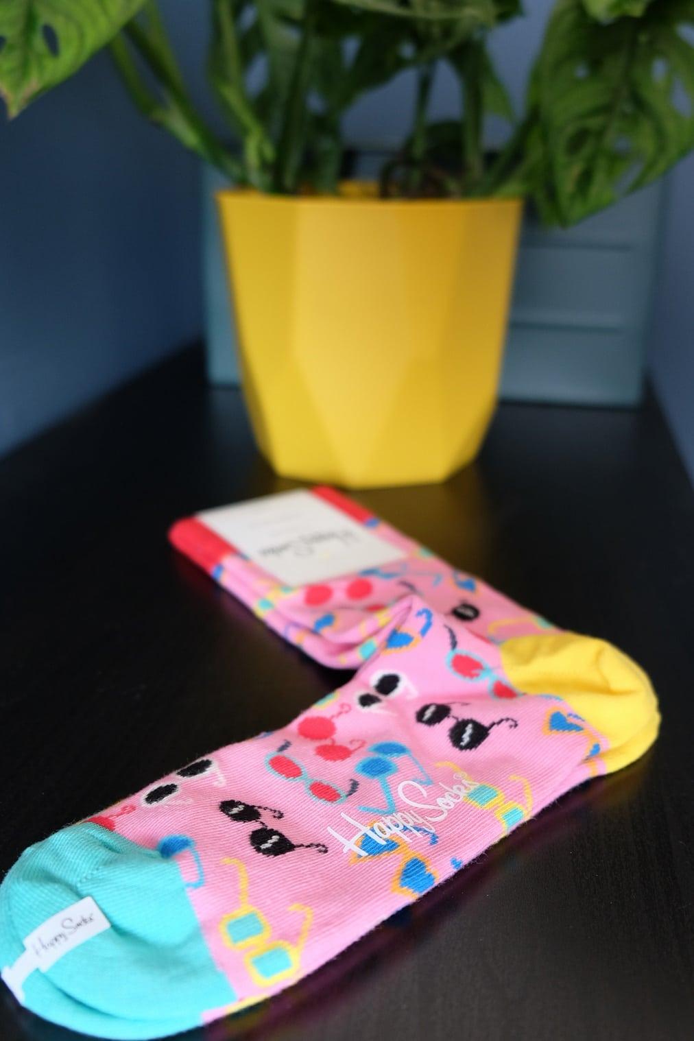 zonnebril sokken