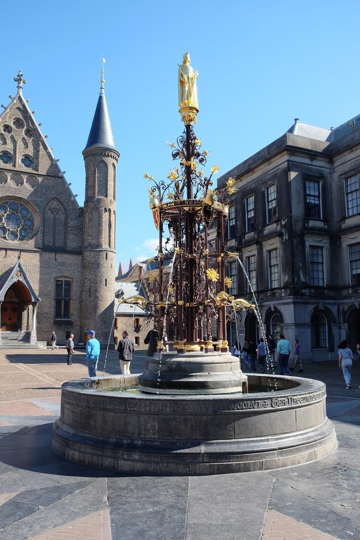 Binnenhof plein