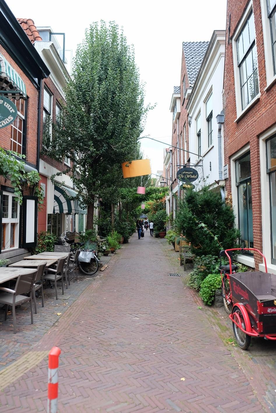 straatje Haarlem