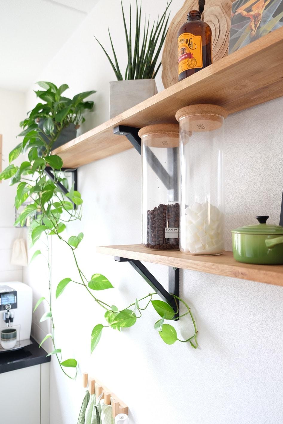 keuken planken
