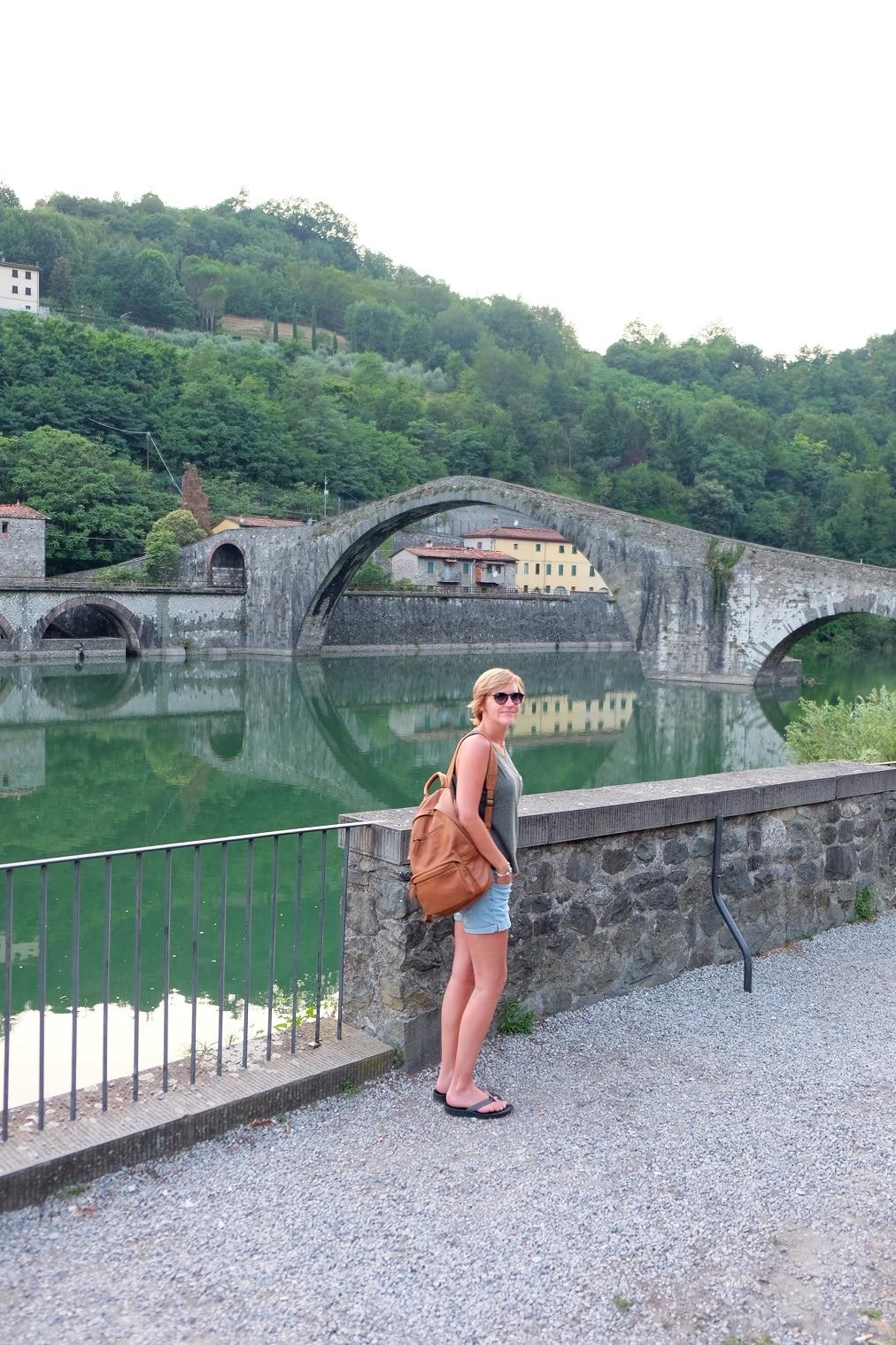 Ponte della Maddalena italie