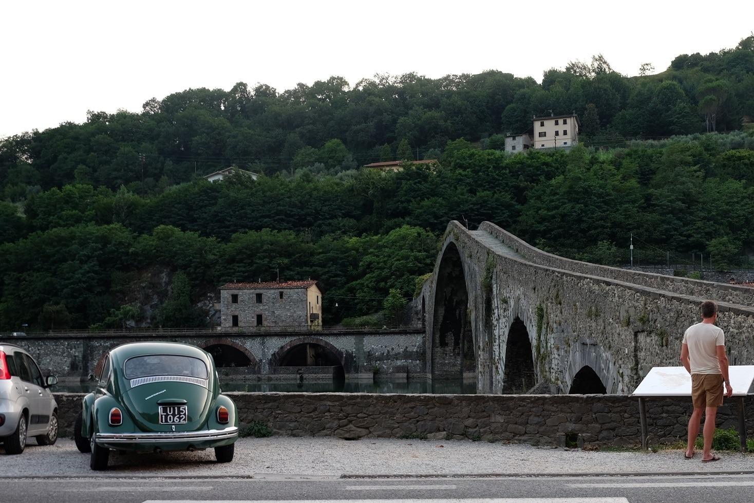 Ponte della Maddalena italie2019
