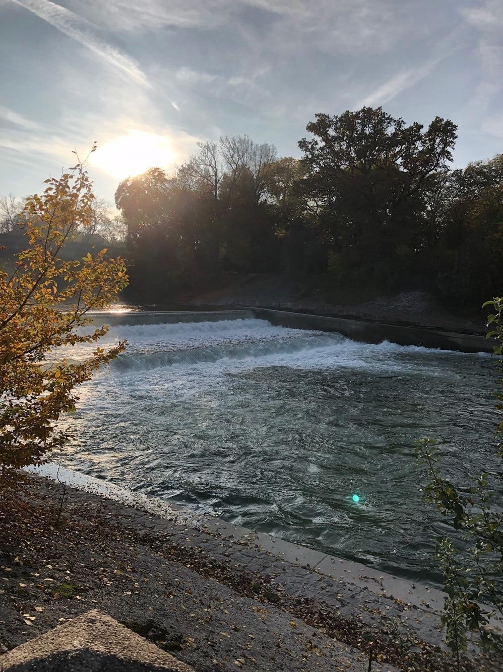 Munchen waterval