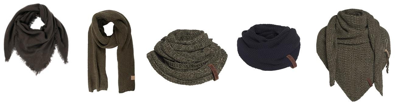 dames sjaals