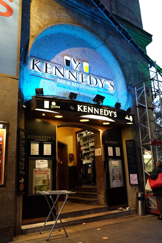 kennedy's munchen