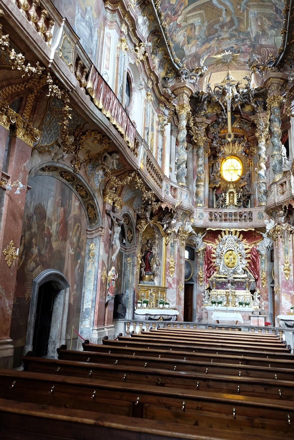 munchen Asamkerk
