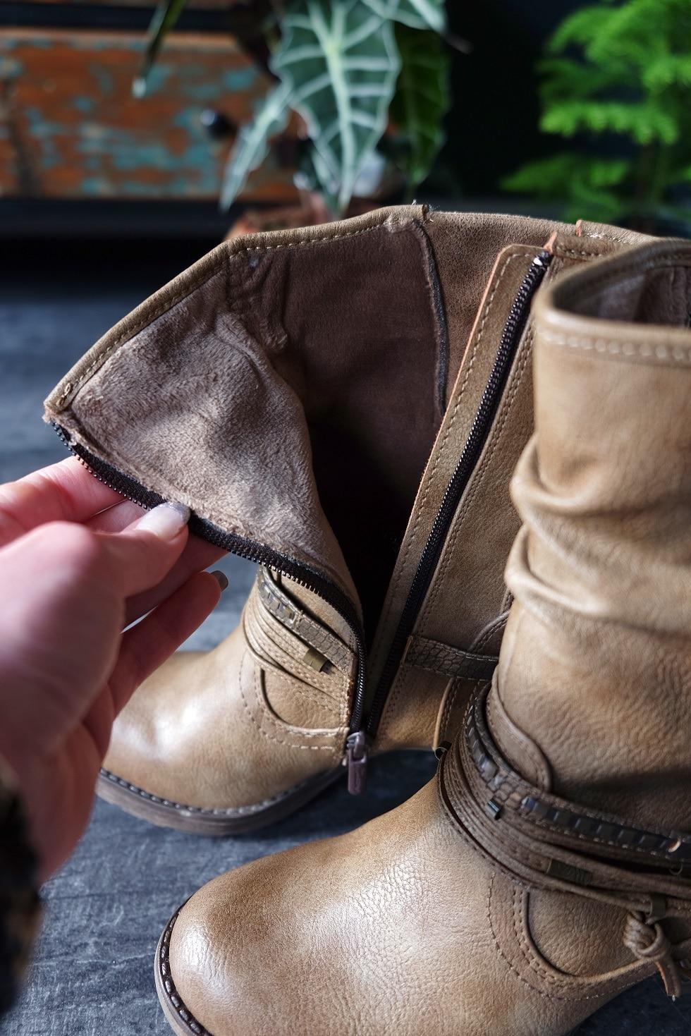 mustang laarzen