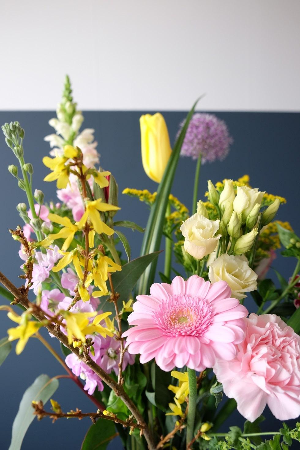 corona nederland bloemen