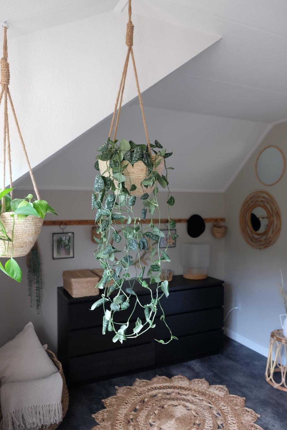 bohemian decoratie